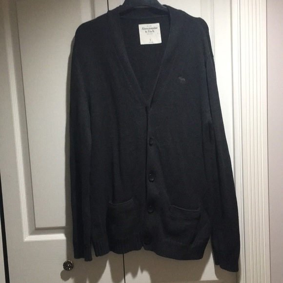 Abercrombie & Fitch men's cotton sweater size L
